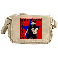 Kristian Klayton Star Messenger Bag