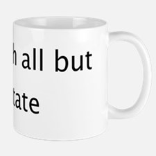 peace with all Mug