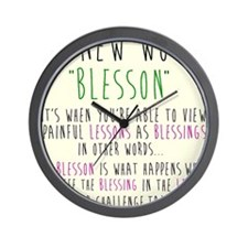 blesson Wall Clock