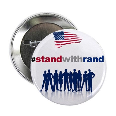 "#Stand With Rand 2.25"" Button"