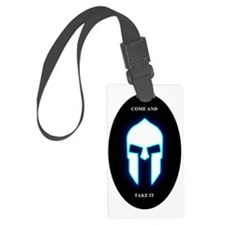 Come and Take It Luggage Tag