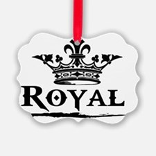 Royal Crown Ornament