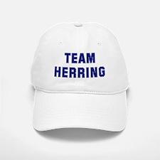 Team HERRING Baseball Baseball Cap