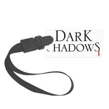 Dark Shadows Blood Drip Luggage Tag