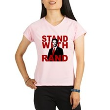 Stand With Rand Performance Dry T-Shirt