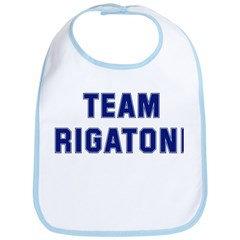 Team RIGATONI Bib