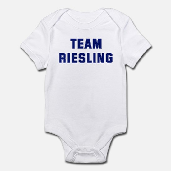 Team RIESLING Infant Bodysuit