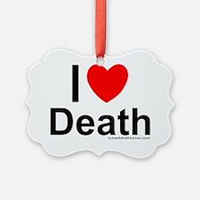 Death Ornament