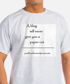 Blog byline T-Shirt