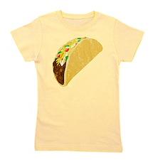 Taco Girl's Tee