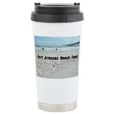 PORT ARANSAS BEACH TEXA Travel Mug