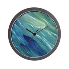 """The Searchers"" Wall Clock"