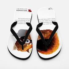 Red Panda Network - Help: Poster Flip Flops