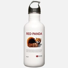 Red Panda Network - He Water Bottle