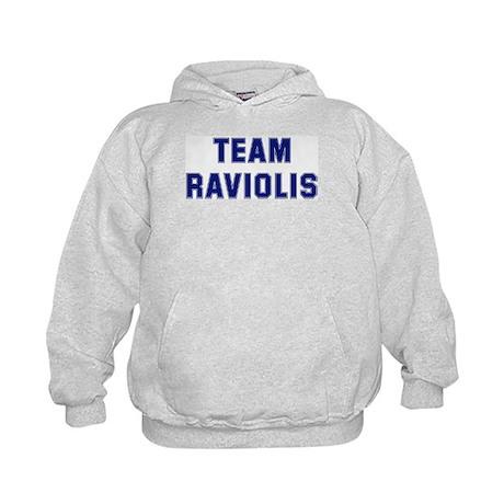 Team RAVIOLIS Kids Hoodie