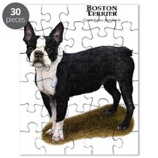 Boston Terrier Puzzle