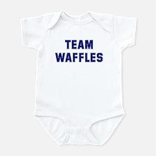 Team WAFFLES Infant Bodysuit