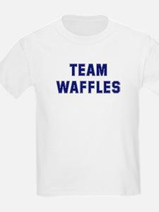 Team WAFFLES T-Shirt