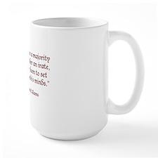 Tireless Minority Mug