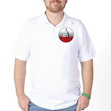 Sequester Round T-Shirt