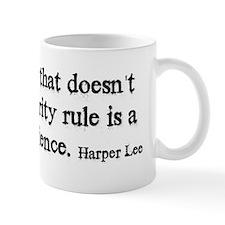 Majority Rule Mug