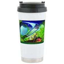 Oggun print 10x14 Travel Mug