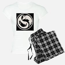 cat-dog-yang-bw-BUT Pajamas