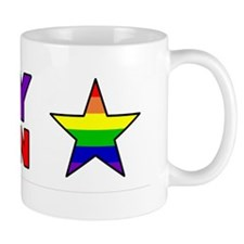 Gay Porn Star Mug