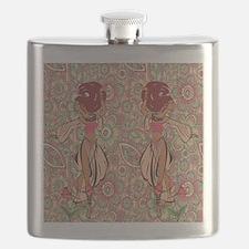 gypsy girl Flask