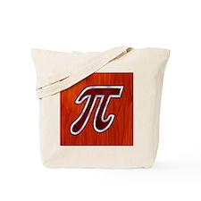 pi-inlay-CRD Tote Bag