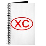 XC Oval (Red) Journal