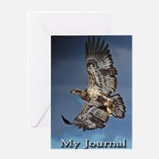 5x8_journal 5 Greeting Card