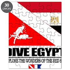 Dive Egypt Puzzle