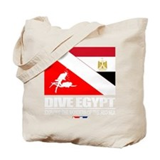Dive Egypt Tote Bag