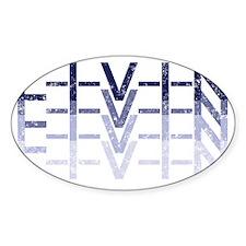 Livin. L I V I N Decal