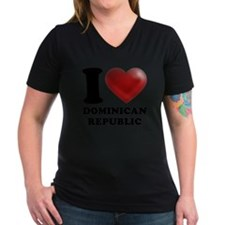 I Heart Dominican Repu Shirt