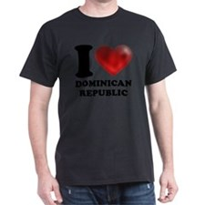 I Heart Dominican Republic T-Shirt