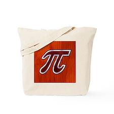 pi-inlay-TIL Tote Bag