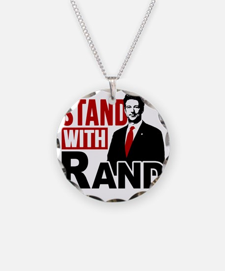 Stand With Rand Necklace