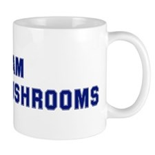 Team OYSTER MUSHROOMS Coffee Mug