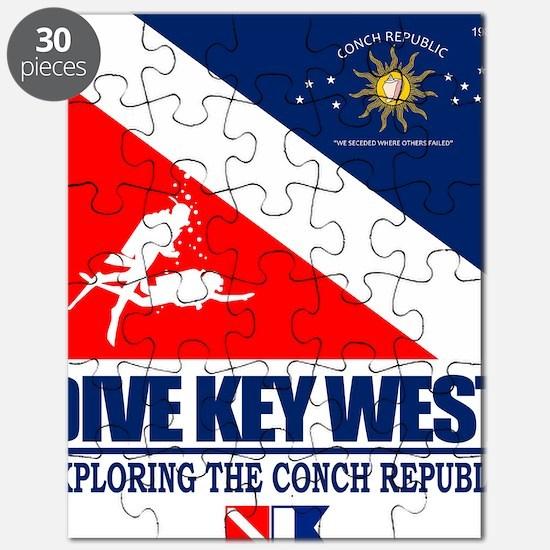 Dive Key West Puzzle