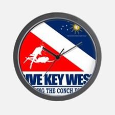 Dive Key West Wall Clock