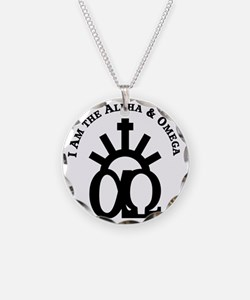 The Alpha & Omega Necklace
