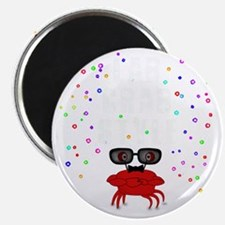 Lab Crab Style Magnet
