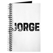 Jorge Journal