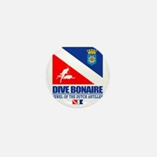 Dive Bonaire Mini Button