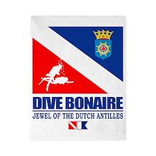 Dive Bonaire Twin Duvet