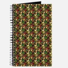 Jewelled Leaves Journal