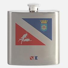 Dive Bonaire Flask