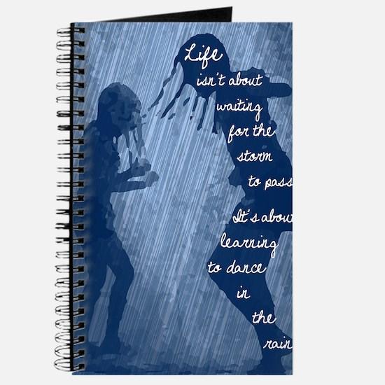 Dancing in the Rain Journal